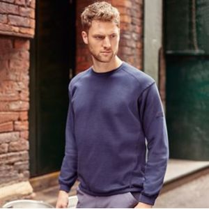 Herren - Sweatshirt - Russell - Workwear Set-In 80/20 Miniaturansicht